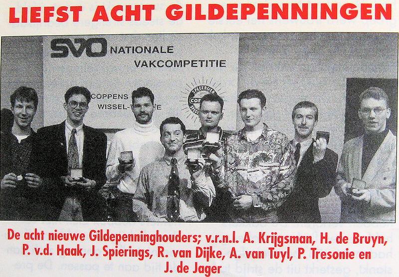 1992 Gildepenning